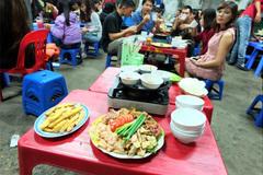 Dân nhậu Việt ăn 'đồ thải' của thế giới vẫn tấm tắc khen ngon