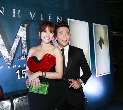 Trấn Thành: 'Tôi và Hari Won đang bị bới lông tìm vết'
