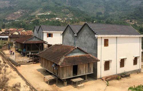 Kỳ lạ những ngôi làng xây biệt thự để... ngắm