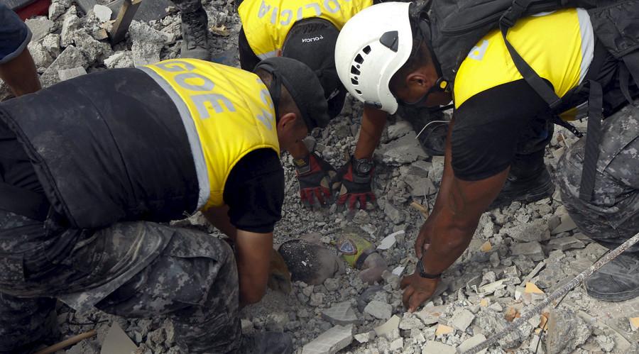 Số người chết tại Ecuador tăng chóng mặt