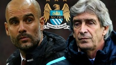 Pellegrini oán trách, tại Pep khiến Man City tan mộng xưng vương