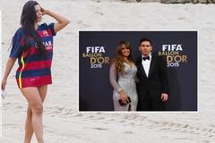 """Bồ ghen tuông, Messi phải """"tránh xa"""" hoa hậu siêu vòng 3"""