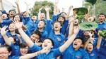Người trẻ hạn chế hoạt động xã hội, tập trung múa hát?