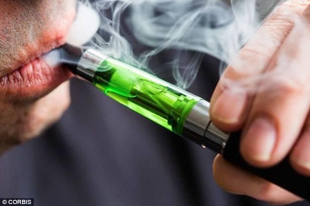 Thuốc lá điện tử gây tổn hại phổi?