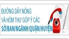 Chủ tịch Hà Nội giục phát huy đường dây nóng