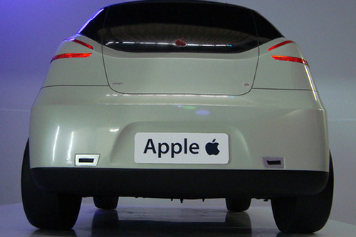 Apple, xe điện, Apple car
