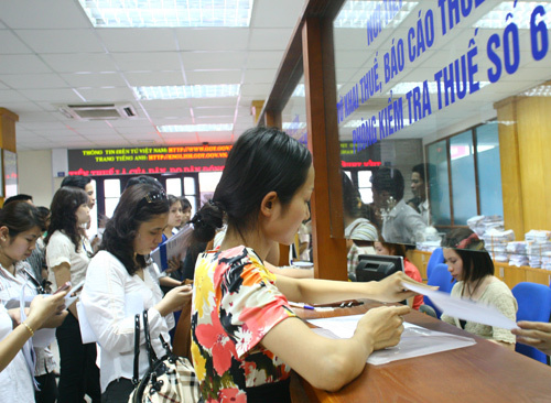 Phê bình 13 cục thuế vì không mạnh tay đòi nợ