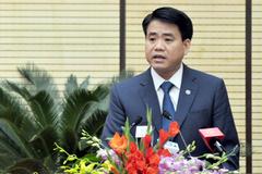 Phân công tạm thời công tác cho 6 Phó chủ tịch Hà Nội