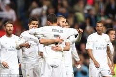 """Ronaldo im tiếng, Real nhấn chìm """"tàu ngầm vàng"""""""