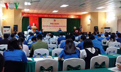 Ông Lê Quốc Phong trúng cử Bí thư thứ nhất TƯ Đoàn