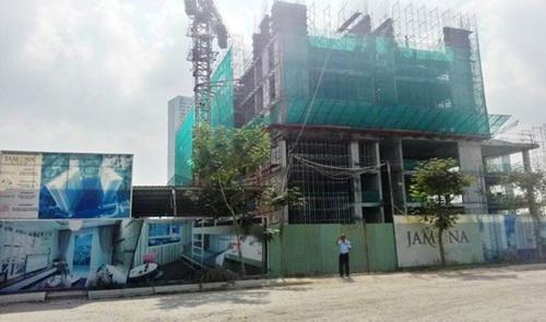 mua nhà, nhà ở xã hội, mua nhà chung cư, dự án Jamona City