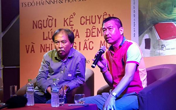 Nguyễn Quang Thiều, Người kể chuyện lúc nửa đêm