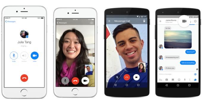 Facebook cho lập nhóm gọi điện miễn phí