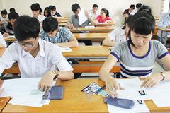 Đề thi thử THPT Quốc gia môn Ngữ văn