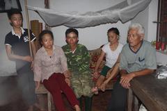 Lời khẩn cầu gia đình thương binh khó có ai khổ hơn