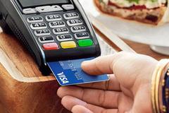 Thanh toán siêu nhanh bằng thẻ visa mới