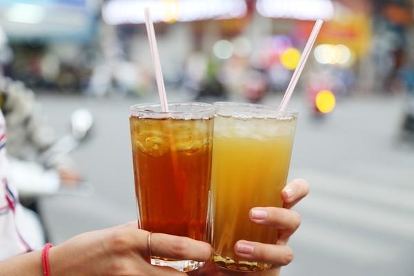 6 đồ uống, nước uống giải nhiệt ở Sài Gòn, món ngon