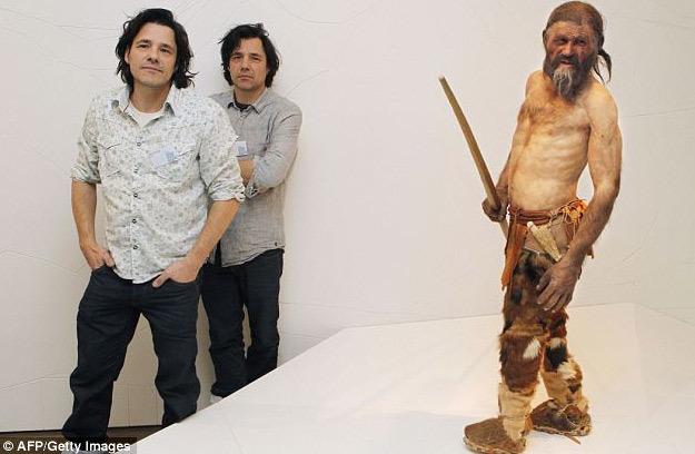 Kinh ngạc công nghệ phục dựng xác ướp Người băng 5000 tuổi