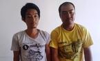 2 người Trung Quốc xài súng giả cướp ô tô ở Sài Gòn