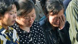 Sập cao ốc ở Bình Nhưỡng, hàng trăm người chết