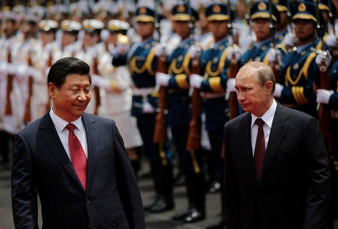 Putin, nước Nga, sáp nhập Crimea, Syria, giá dầu, Trung Quốc, Biển Đông,