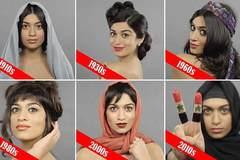 Ngắm nét đẹp của phụ nữ Syria 100 năm qua