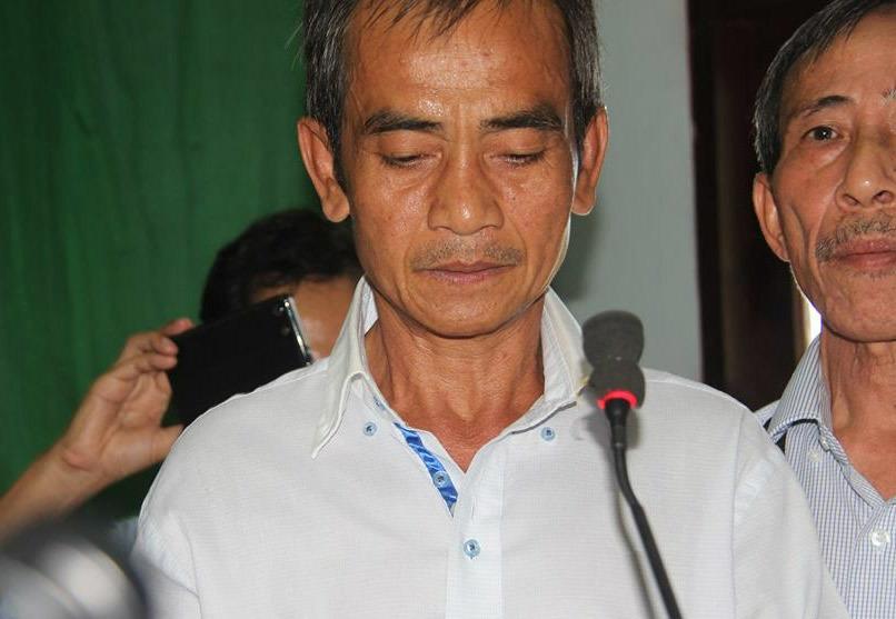 Ông Huỳnh Văn Nén: 'Đòi hóa đơn bồi thường là đánh đố tôi'
