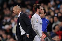 Zidane nổi trận lôi đình với Bale