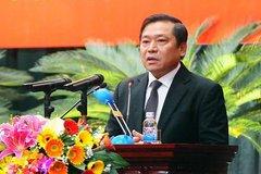 Ông Lại Xuân Môn làm Chủ tịch Hội Nông dân