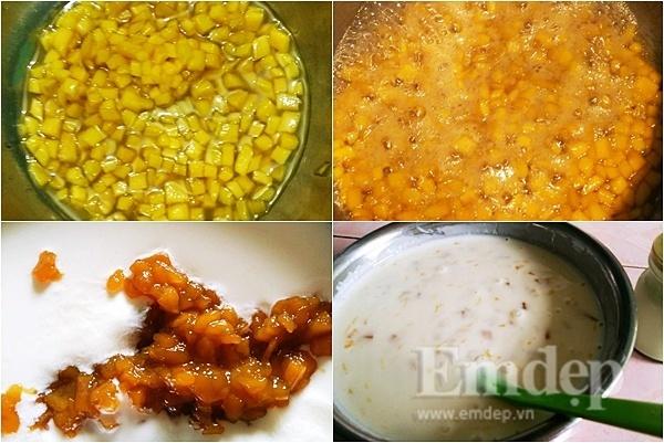 Cách làm sữa chua hoa quả ngon tuyệt không phải ai cũng biết