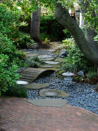 các kiểu thiết kế sân vườn đẹp, thiết kế cảnh quan cho nhà đẹp