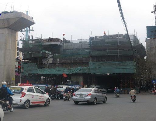 Đường sắt Cát Linh - Hà Đông thay thế ngay 1 nhà thầu