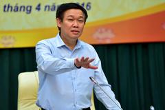 Phó Thủ tướng Vương Đình Huệ: Tập trung tín dụng vào sản xuất, kinh doanh