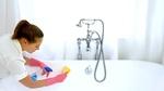 Phòng tắm sẽ sạch bóng nếu bạn biết những mẹo sau