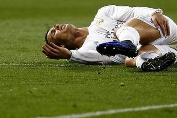 Real chính thức mất Ronaldo vì chấn thương