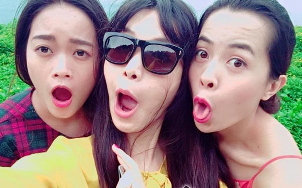 Có nhận nổi ra đây chính là Hoa hậu Việt Nam?