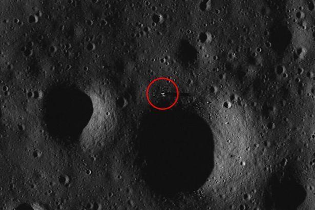 Phát hiện cấu trúc 'khổng lồ' của người ngoài hành tinh trên Mặt trăng?