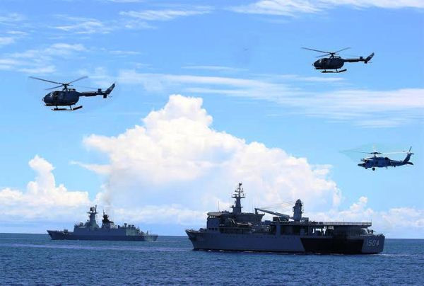 Dấu ấn Hải quân VN tại Komodo 2016