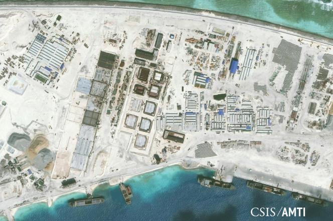 TQ, Biển Đông, hạt nhân, đảo nhân tạo, tàu ngầm, hải quân