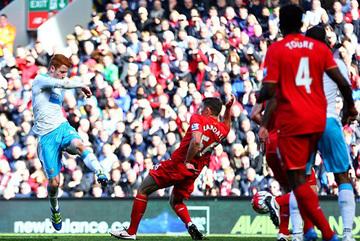 Newcastle vùng lên, suýt khiến Liverpool ôm hận