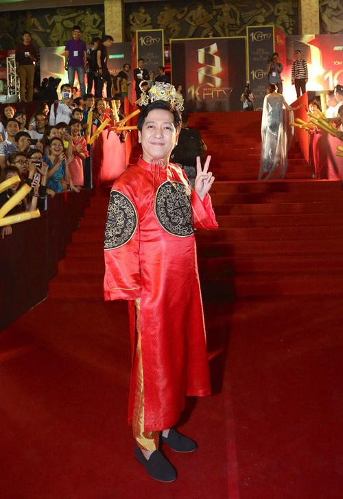 Trường Giang, Quế Vân 'đụng độ' thảm đỏ sau scandal lừa tình