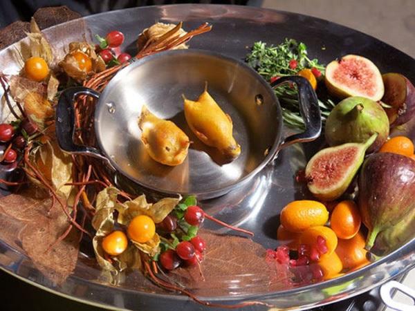 Họa mi nướng, ẩm thực Pháp, món ăn xa hoa, nước Pháp