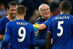 Claudio Ranieri, người tạo nên kiệt tác Leicester