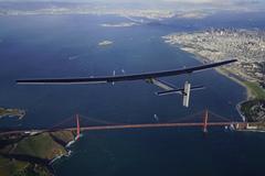 Kỷ nguyên mới của máy bay năng lượng mặt trời