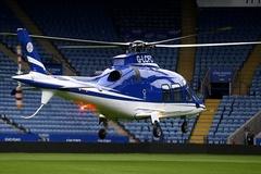 """Bầy cáo """"cưỡi"""" trực thăng đại náo London"""