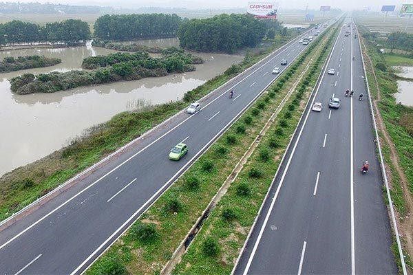 cao tốc Hà Nội Bắc Giang, phí đường bộ