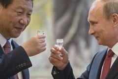 Nỗi sợ của Nga và cái bóng lặng lẽ của Bắc Kinh