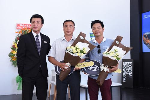 Hyundai Digital Showroom Hyundai Ngọc An khai trương Showroom xe hơi kỹ thuật số đầu tiên ở TP.HCM 20160425151212 a7