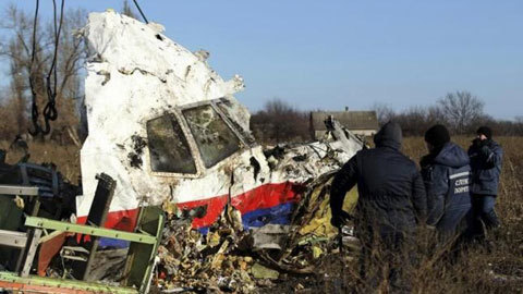 MH17 bị chiến cơ Ukraina bắn hạ?