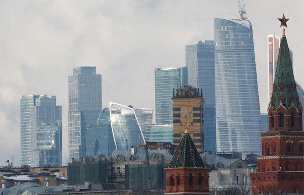 Bộ mặt mới bất ngờ của Moscow
